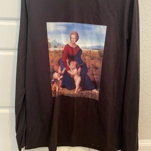NEW Men's long sleeved T-shirt